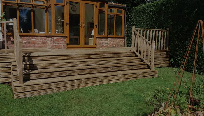 Fed Up With Dirty Slippery Decking I Decking Cleaning